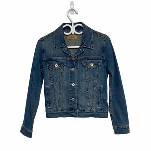 Women's Levi Jean Denim Jacket